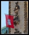 Image for Flag of Hamburg (Die Hamburgische Landesflagge) - Germany