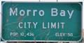 Image for Morro Bay, California ~ Elevation 50 Feet
