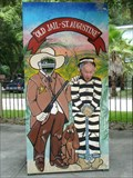 Image for Old Jail Photo Cutout #1 - St. Augustine, FL