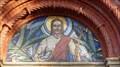 Image for Jesus Christ - Mosaic, St. Joseph-Church, Gelsenkirchen, Germany