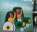 Image for Tractor Cutout at at John Deere Pavilion - Moline, Illinois