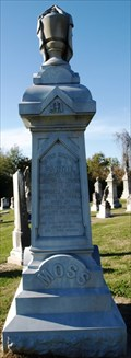 Image for Lewis A. and Fannie Moss - Temple Anshe Chesed Cemetery