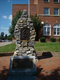 Image for Boone Trail Marker # 6 - Wytheville, Virginia