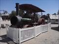 Image for Old Case Steam Tractor - Sahuaro Ranch Park - Glendale AZ