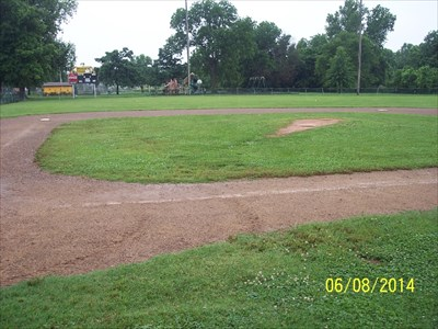 Ball Field 1 at Cassville City Park, by MountainWoods