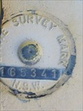 Image for Survey Mark 165341, Lawson, NSW.
