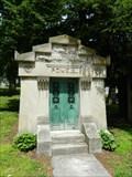 Image for Powell Mausoleum - Mount Mora Cemetery - St. Joseph, Mo.