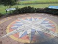 Image for Croom's Historic Airport's Compass Rose
