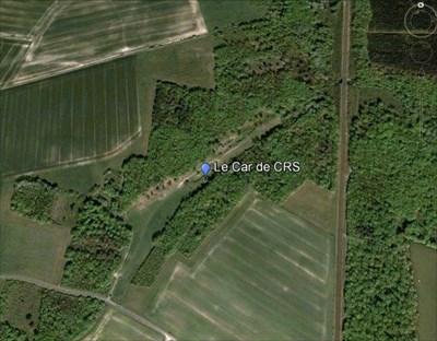 On Google Earth.