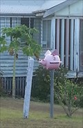 Image for Flying pink pig.