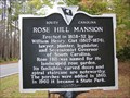 Image for Rose Hill Mansion