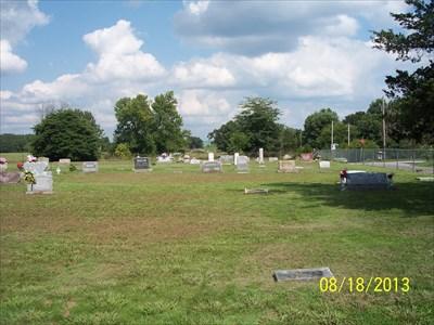 Oak Ridge Cemetery, by MountainWoods