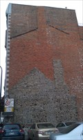 Image for Remnants of walls preserved in Montreal, Quebec, Canada