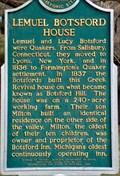 Image for Lemuel Botsford House