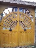 Image for Brána Jurkovicovy vily - Brno, Czech Republic