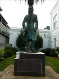 Image for Jean-Baptiste Le Moyne, Sieur De Bienville Statue- Bay St. Louis, Ms.