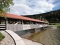 Image for Covered Bridge Nagoldtalsperre, Germany, BW