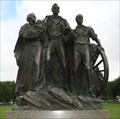 "Image for ""The Pioneer Family"" -- State Capitol Grounds, Bismarck ND"