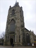 Image for St Peter Mancroft - Medieval Bell Tower - Norwich, Norfolk, Great Britain.