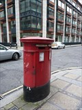 Image for Victorian Post Box - Tudor Street, London, UK