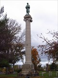 Image for Pickaway County Civil War  Memorial - Circleville, Ohio