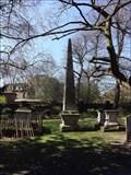 Image for Falconer Obelisk - St George's Gardens, London, UK