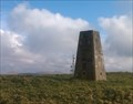 Image for Triangulation Pillar S5692: Trewannion Down - A39, Nr. Davidstow, Cornwall