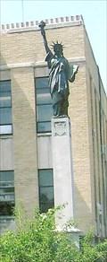 Image for Statue of Liberty Veterans Memorial ~ Greenville, MO