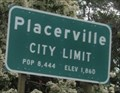 Image for Placerville, CA - 1,860 Ft