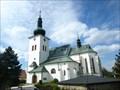 Image for kostel sv. Václava - Križanov, okres Ždár nad Sázavou, CZ