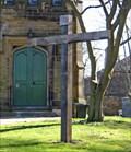 Image for Wooden Cross, St Peter's Church, Hoyland Nether, near Barnsley