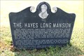 Image for The Hayes Long Mansion