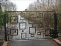"Image for ""Dr. Suess"" Gate off Township Road - Beavercreek, Ohio"