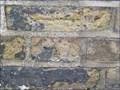 Image for Cut Bench Mark - Chelsea Embankment, London, UK