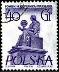 Image for Nicolaus Copernicus Monument (Pomnik M. Kopernika) - Warsaw, Poland
