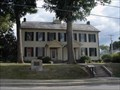 Image for First Home of Seminary and College - U.S. Civil War - Gettysburg, PA