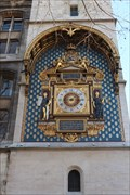 Image for OLDEST -- Town clock in Paris, FR