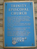 Image for Trinity Episcopal Church Marker - Columbus, OH