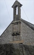 Image for Bellcote on the Salvin School buildings, King's Arms Lane, Alston, Cumbria.