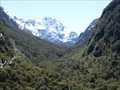 Image for Pop's View Look Out - Milford Sound Highway - New Zealand