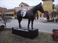 Image for NWA Florists - Fiberglass Horse