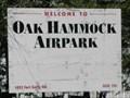 Image for Oak Hammock Air Park