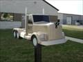 Image for Semi Truck Mailbox - Franklin, Ohio