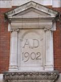 Image for 1902 - Institute of Journalists - Tudor Street, London, UK