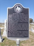 Image for Maypearl Cemetery