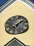 Image for Church Clock - Neratov, Czech Republic