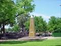 Image for War Memorial, Dorada Park, Oakdale, California