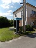 Image for Payphone / Telefonní automat - Uzenice, okres Písek, CZ