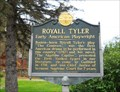 Image for Royall Tyler - Guilford, VT