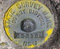 Image for NSW Survey Mark 57897, Katoomba NSW